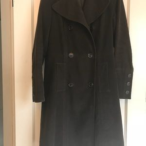 Cotton moleskin coat from Sundance